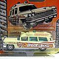 Cadillac ambulance de 1963
