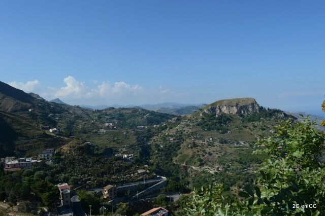 Castelmola - Sicile
