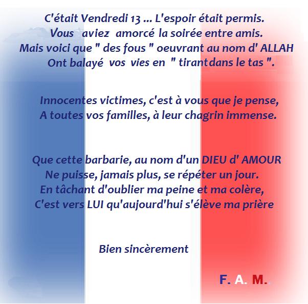 Poème-Drapeau