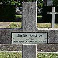 Soldat Aristide JOYEUX