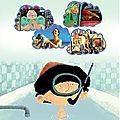 Courts-métrages animés originaux : voyages de rêve