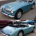 AUSTIN HEALEY - 3000 BJ8
