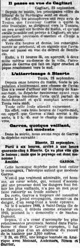 Le Petit Parisien garros2