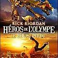 Héros de l'olympe (tomes 1 et 2)