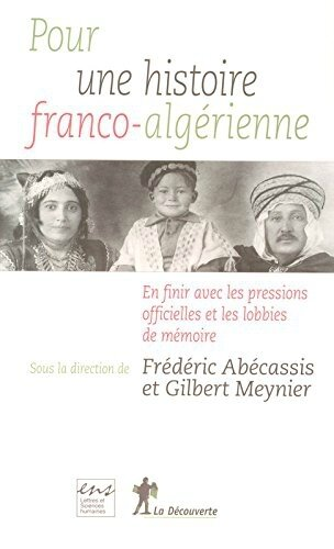 Pour une histoire franco-algérienne couv