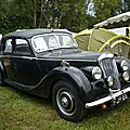 RILEY RME 1,5 litre 4door Saloon 1953 Madine (1)