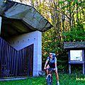 Cyclotourisme en pays st-jeannais: du belvédère de beauvoir de marc au site de la chapelle saint-hugon (sud-est lyonnais/isère)