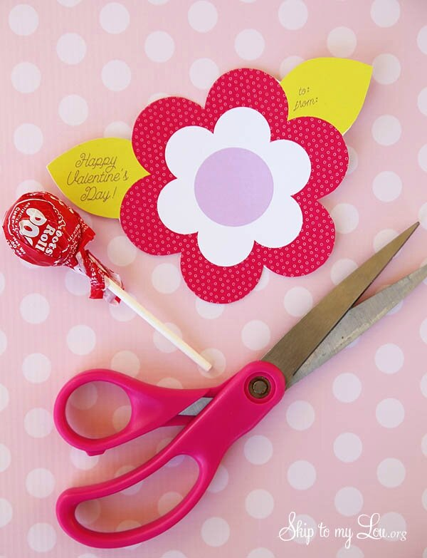 how-to-make-a-flower-Valentine