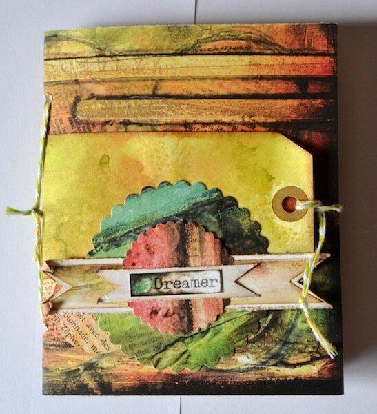 Mini Album Coffret Graphic' 20 - Crop Fatiha Mars 2013