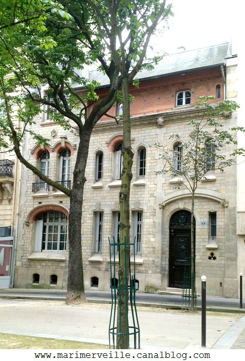 boulevard Arago paris - marimerveille