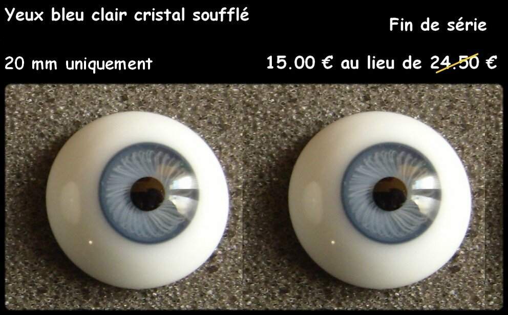 yeux cristal promo