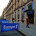 Instantané rue François 1er.