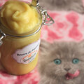 Beurre de pommes tentation au sirop d'erable
