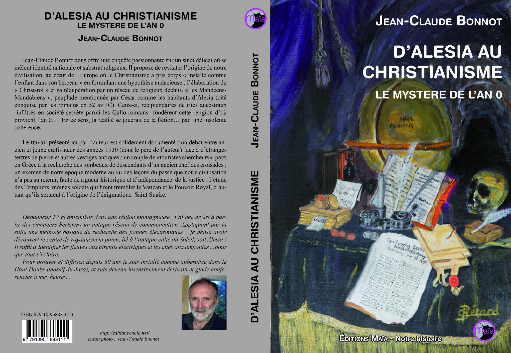 Le Mystere de l'an 0, d'Alesia au Christianisme..