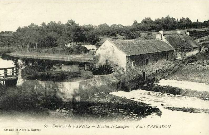 Moulin de Campen