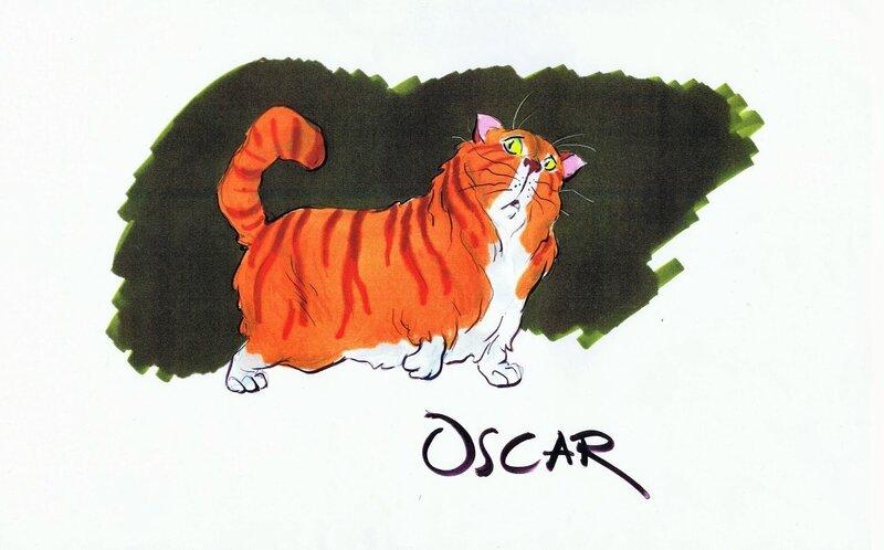 Fraidy Cat - Andreas Deja 02