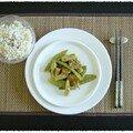 Wok party 2/2 : légumes sautés