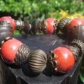 Bracelets en céramique