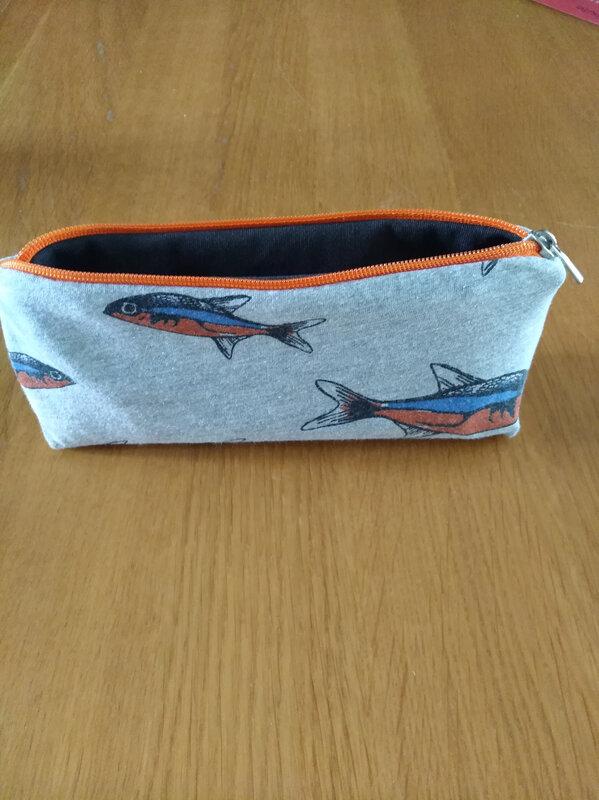 Trousse sardines