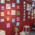 Expo à L'atelier des Arts (bx)
