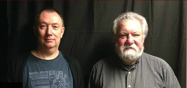 Evan Parker et John Butcher - Jazz on 3 20 oct 14