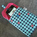 Pochette telephone portable