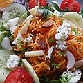 Salade multi vitamines