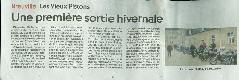 Article Presse hivernale 2017