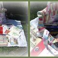 05 - de Mu pour Pulcino, le sac à planches à dessins et le sac pour le petit matériel