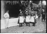 3 cantinières de l'école de Joinville en 1906