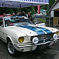 2007-Annecy rallye du Mont Blanc-Shelby 350-1