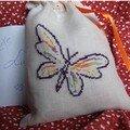 Pochette Papillons