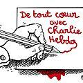 Brasilidade solidaire de « charlie hebdo »