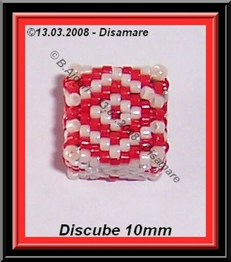 Discube 10mm