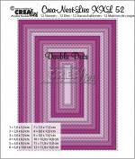 Crea Nest Lies XXL 52 kleur