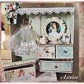 Ma petite armoire shabby chic
