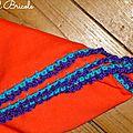 Foulard crochete 3