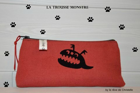 la trousse monstre