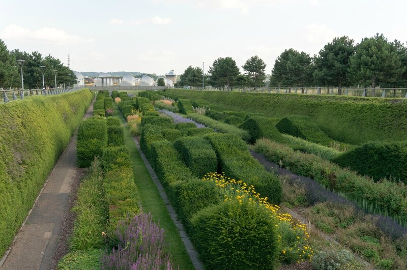 Thames Barrier Park, Green Dock