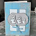 3 - Mes cartes en 2012