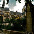 Eglise Saint-Laurent, boulevard Magenta.