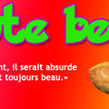 Amis du bon got bonjour