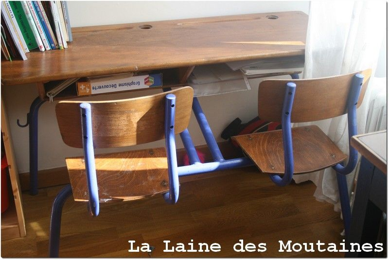 Corners of my homedesk la laine des moutaines for Redecorer sa chambre