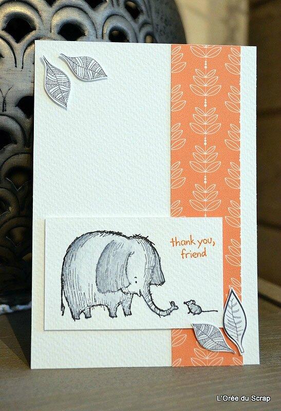 DT Avec les Mains Blogorel carte elephant souris