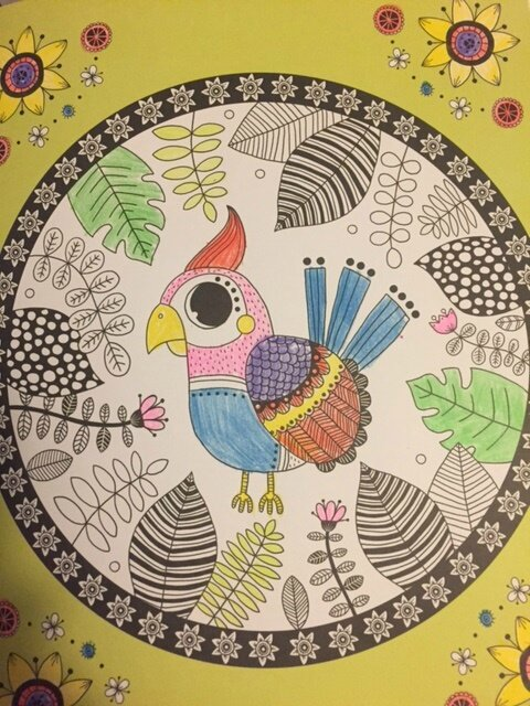 coloriages mandalas 6