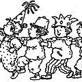 Vendredi 23 mars c'est carnaval à duc rollon et bicoquet!
