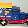 007 MB38 Van Isle of Man 1990