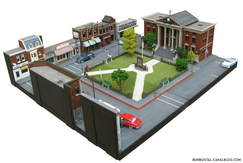 hill valley heroclix back to the future scenery bostal bttf (13)