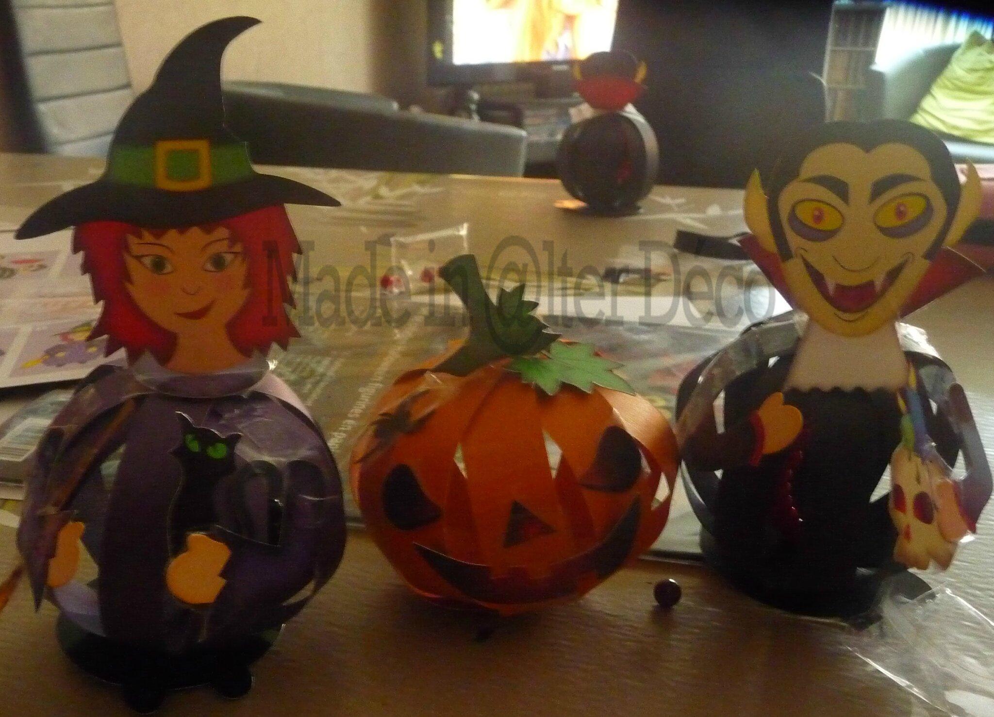 Créations Halloween