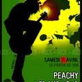 Affiche du concert rock Peachy - Les Showdus - Tukatukas au Moda